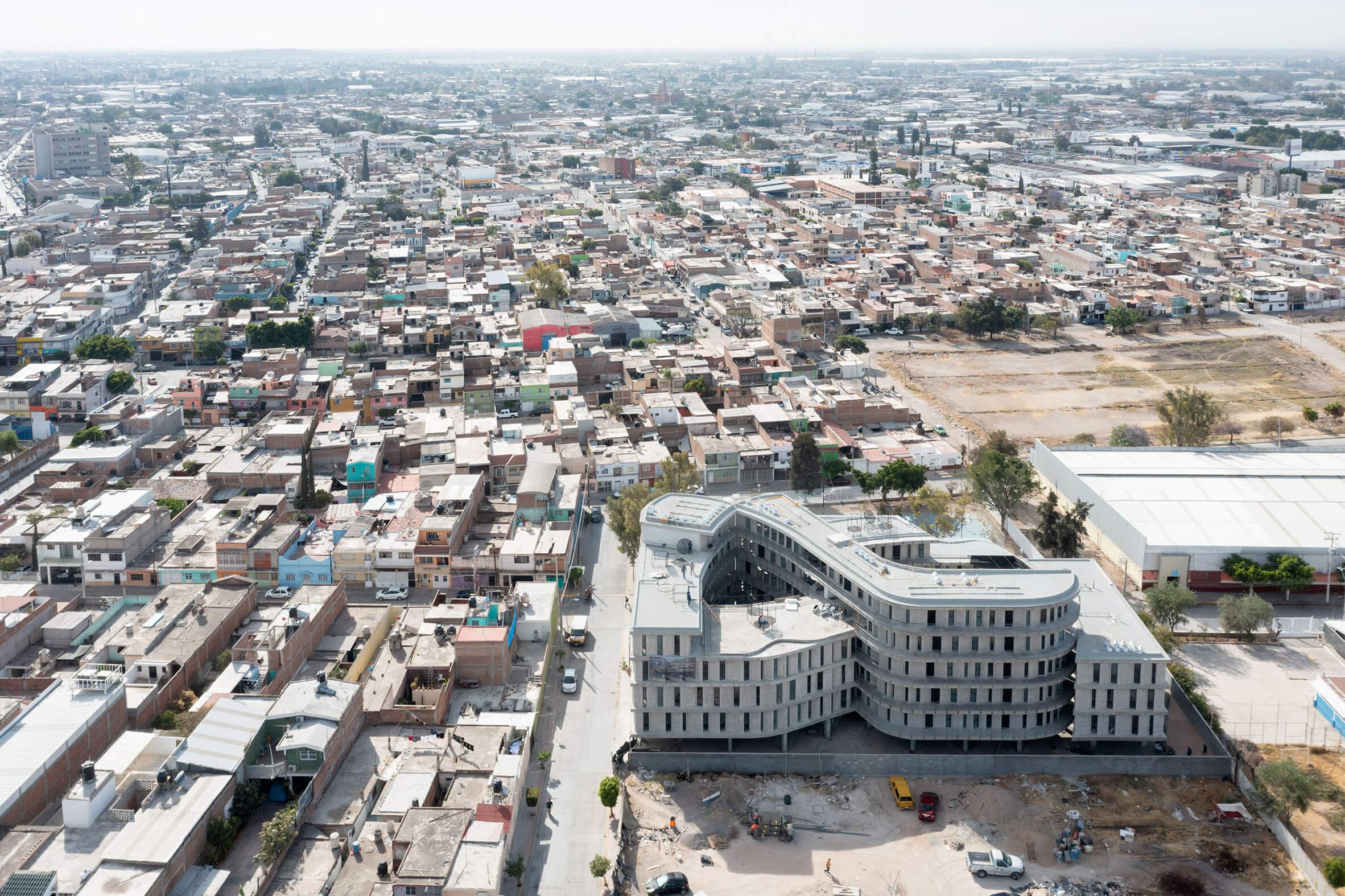 توسعه مسکن ارزان قیمت در مکزیک