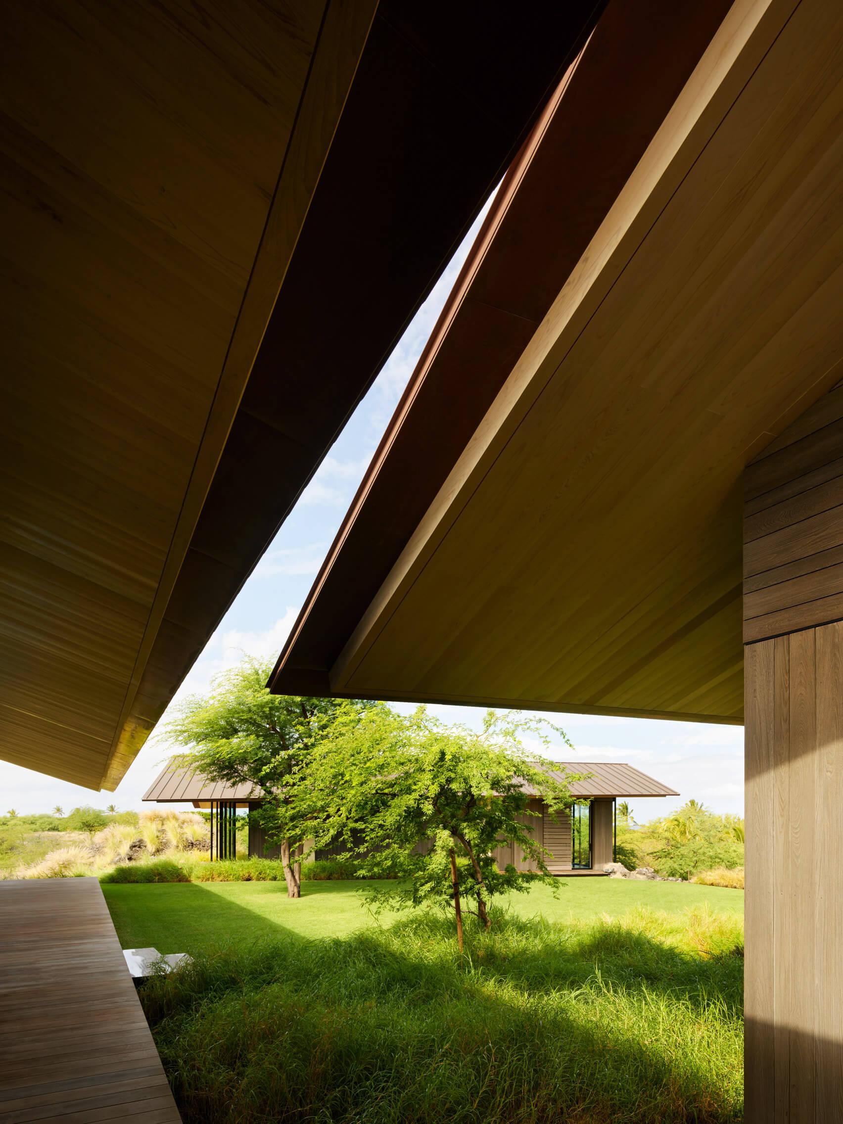 معماران واکر وارنر در چشم انداز هاوایی